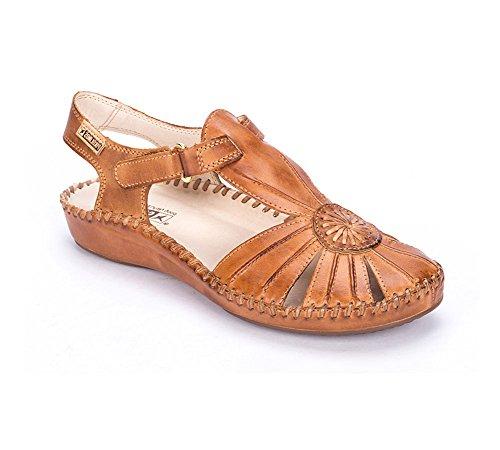 Pikolinos Women's VALLAR Brown Sandal 40 M EU, 9.5-10 M by Pikolinos