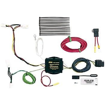 Amazon.com: Curt Manufacturing 56016 Trailer Connector: Automotive on