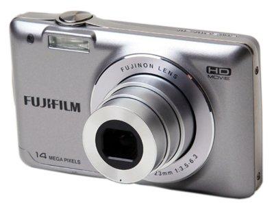 FUJIFILM/フジフイルム コンパクトデジタルカメラ FinePix JX500 シルバー