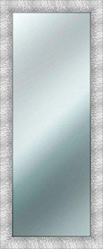 Lupia Specchio da Parete Mirror Prince 64x154 cm Bianco e Argento ...