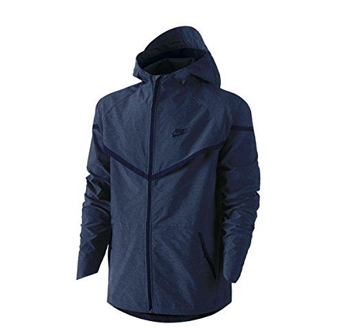Field Mens Nike Jacket (NIKE Tech Windrunner Jacket nk727349 065 2XL)