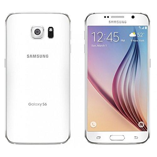 Samsung Galaxy S6 G920V 128GB White Pearl - Verizon (Certified Refurbished)