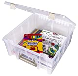 ArtBin 6955AA Super Satchel 1-Compartment Box Art