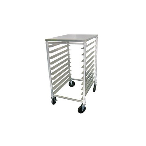 - Update International APR-10HT 10 Tier Heavy Duty Pan Rack with Aluminum, Work Top, NSF Listed