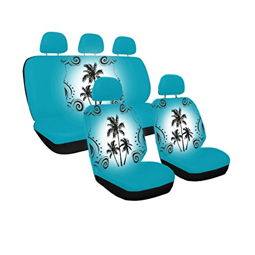 cute car seat covers floor mats - 9