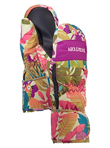 Burton Boys Mini Mitt, Forest Friends/Grapeseed, - Mini Burton