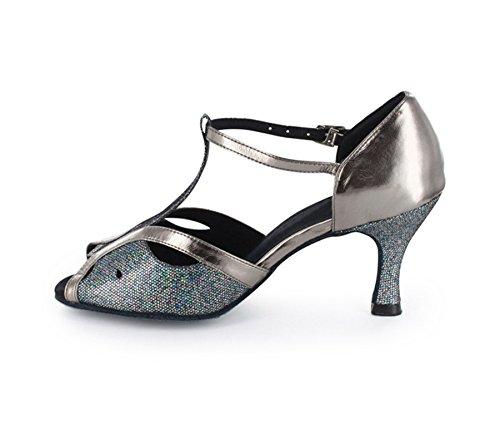 Minitoo Minitoo Ballroom donna Ballroom Gray BBTO0