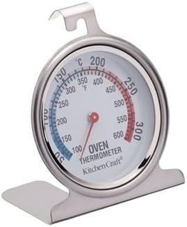 WIN-WARE Este term/ómetro de horno es ideal para medir la temperatura en el interior de los hornos y est/á adaptado para poderse usar de 0 a 300/°C.