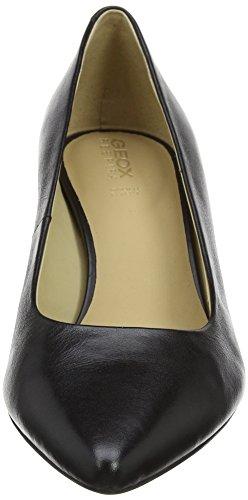 Geox D Bibbiana A, Scarpe con Tacco Donna
