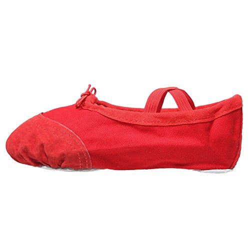 Mljsh - Ballet chica Rojo - rojo