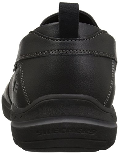 Skechers Men's Harper-Forde Trainers, Green, US Black