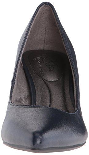 Lifestride Womens Sevyn Dress Pump Luxe Navy 4