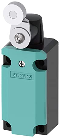 19mm High Grade Steel Roller Twist Lever Snap Action Contacts 1 NO Siemens 3SE5 112-0CH02 International Limit Switch Complete Unit 1 NC Contacts 40mm Metal Enclosure 27mm Metal Lever