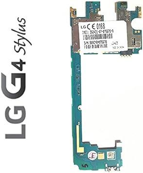 Carte Mere Motherboard Lg G4 Stylus H635 8gb Debloque Amazon Fr