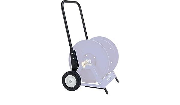 Coxreels PR-1125-12 1125//1275 Series Steel Hand Crank Portable Hose Cart Kit