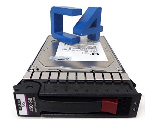 517352-001 HP 450-GB 6G 15K 3.5 DP SAS HDD