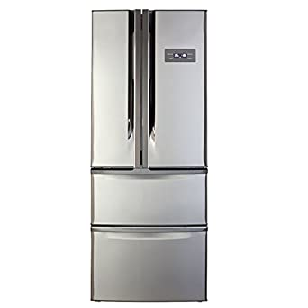 CDA PC84SC American Two Door Fridge With Frost Free Two Drawer Freezer A+  Rating
