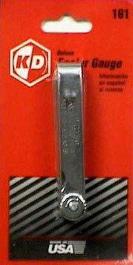 K-D Tools 161 Deluxe Feeler Gauge