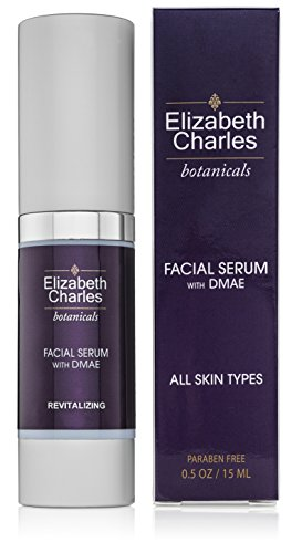 Elizabeth Charles Beauty - Organic Facial DMAE Serum for Fir