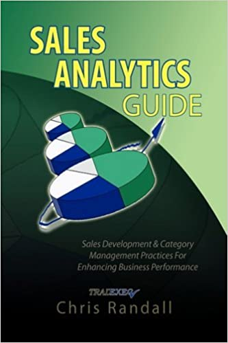 Book Sales Analytics Guide by Chris Randall (27-Jan-2009)