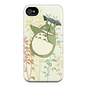 KennethKaczmarek Iphone 6plus Excellent Hard Phone Cases Unique Design Colorful Totoro Pattern [WUo17298uJSr]