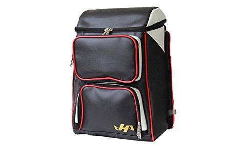 ハタケヤマ ベースボールバックパック 品番:HKR-2PK B0191GIX4IB:ブラック
