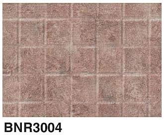東リ 浴室用床シート バスナリアルデザイン 182cm幅  4mm厚 BNR3001~3005 (BNR3004)