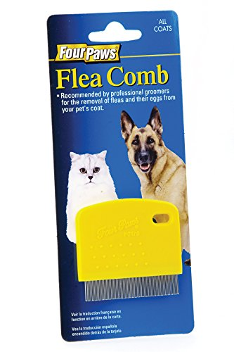 Four Paws Plastic Flea Dog Comb ()