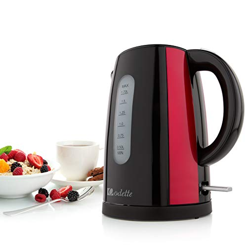 red and black appliances - 8