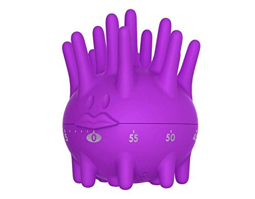 Purple Sea Urchin Kitchen Timer product image