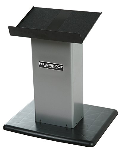 Power Block Small Column Stand (Silver)