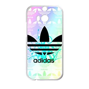 Unique adidas design fashion cell phone case for HTC One M8