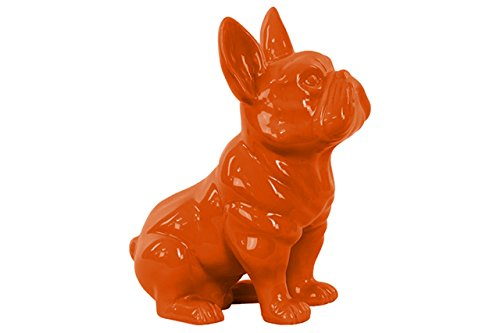 french bulldog garden statue - 5