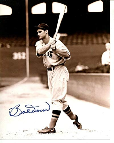 (Bobby Doerr Signed Photo 8x10 Autographed Red Sox 50112)