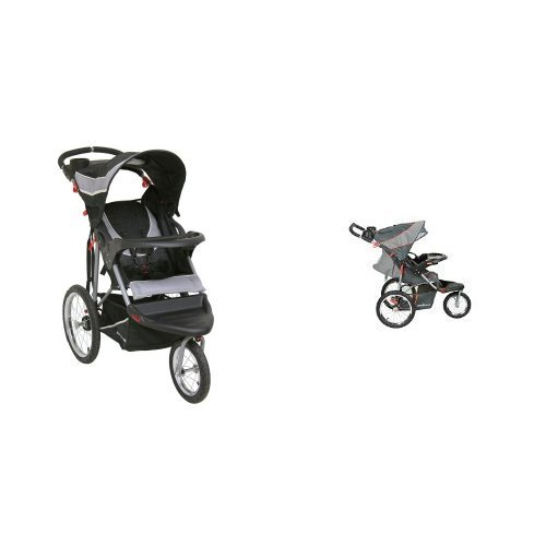 Baby Trend Expedition Jogger Stroller and Expedition Jogger, Vanguard (Baby Trend Flex Loc Infant Car Seat Vanguard)