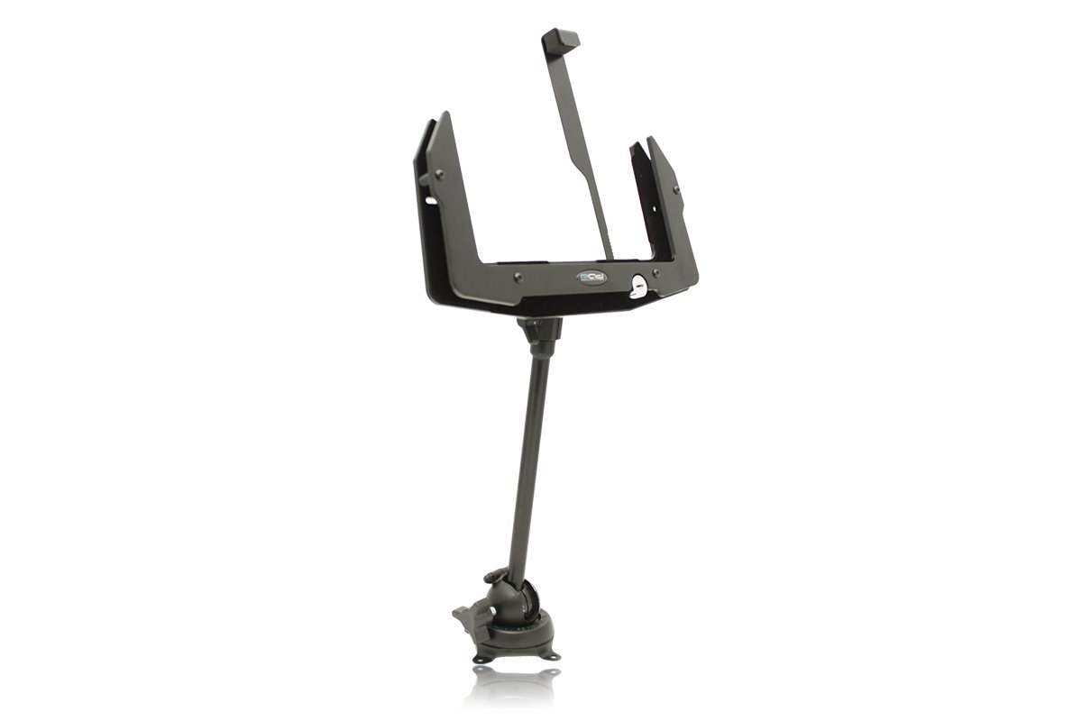 Padholdr Utility XL Series Tablet Holder Heavy Duty Mount with 12-Inch Arm (PHUXL001S12)