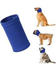 Dog Snood for Dog Neck and Ears Warmer,Pet Dog Earmuff for Comfort,Helps Calm for Pet Dog Hoodie,Provides Anti Anxiety Relief, Suitable for Wearing in Bathing Grooming,Reducing Noise