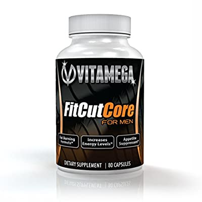 FitCutCore for Men - Weight Loss and Weight Managment, Appetite Control and Thermogenic Diet Pill
