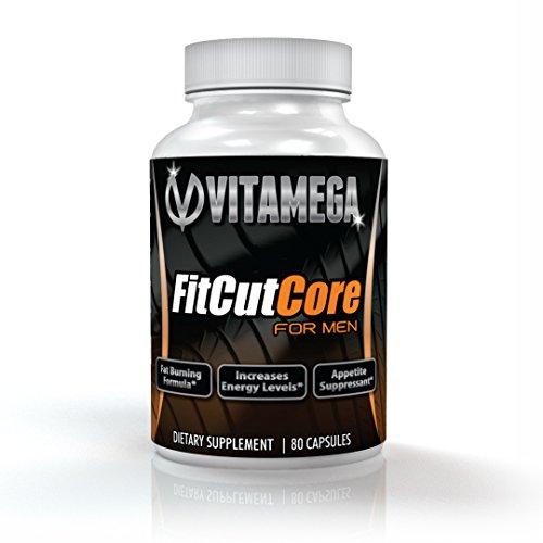 FitCutCore pour les hommes - perte de poids et poids Managment, contrôle de l'appétit et thermogénique Diet Pill