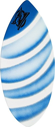 Zap Wedge Large Skimboard - 49x19.75 Assorted Blue