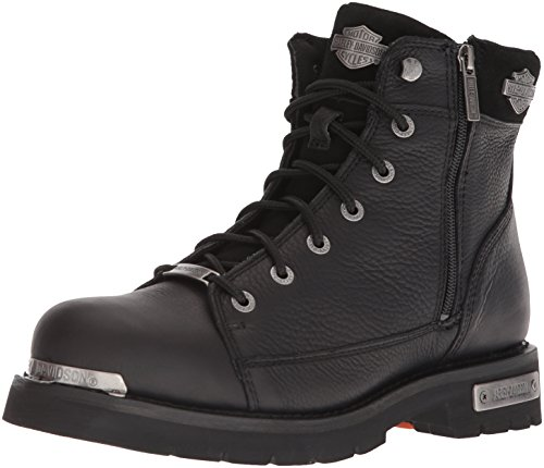 Harley-Davidson Men's Chipman Motorcycle Boot, Black, 10.5 Medium US