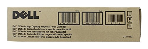 Dell - Toner cartridge - High Capacity - 1 x magenta