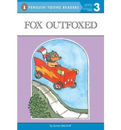 Download [(Fox Outfoxed: Puffin Easy-To-Read Level 3 )] [Author: James Marshall] [Jun-2004] PDF