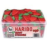 Haribo Giant Stawbs