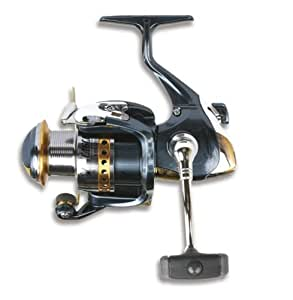 Eagle claw gunnison 8 bb spinning reel size for Amazon fishing reels