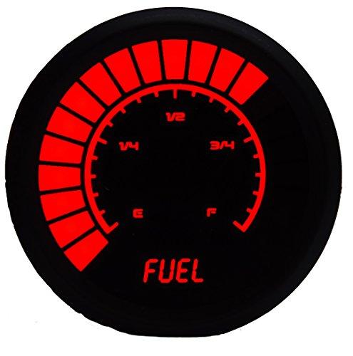 Digital Fuel Level Gauge (Intellitronix Universal Bargraph Digital Fuel Level Gauge (Red))