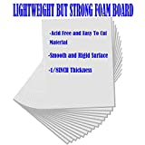 "24Pack Foam Boards,11""x15"" Foam Core Backing"