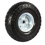 Yaheetech 10-inch Solid Wheelbarrow Trailer Tires