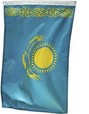 3x5 National Flag of Kazakhstan Kazakh Country Flags