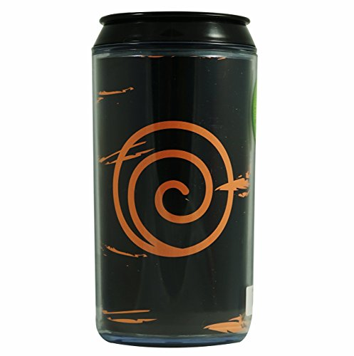 JUST FUNKY Naruto Shippuden Official Premium Travel Can Novelty Gift